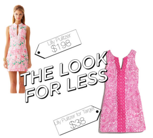 The Look for Less-Lilly Dress