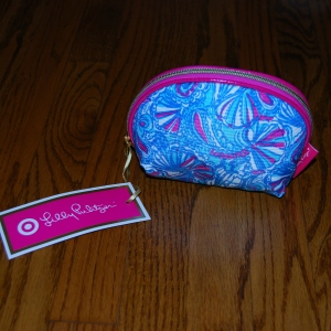 Lilly Pulitzer Beauty Bag