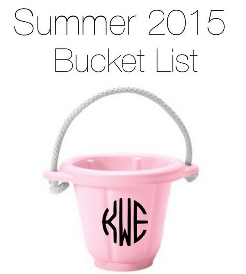 Summer 2015 Bucket List_MacaronsANDMarchesa