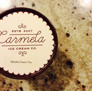 carmela matcha green tea
