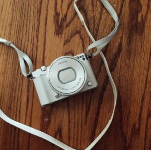 photo of my camera
