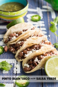 Pinto-Bean-Tacos-with-Salsa-Verde