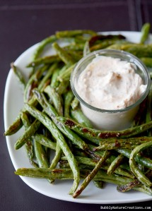 Roasted-Green-Bean-Fries-with-Creamy-Dipping-Sauce-These-fries-are-amazing-and-even-taste-better-than-potato-french-fries-Roasting-is-the-key-to-great-veggies.