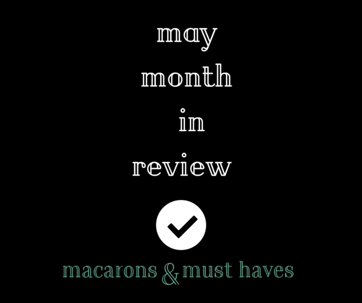 May Month inReview