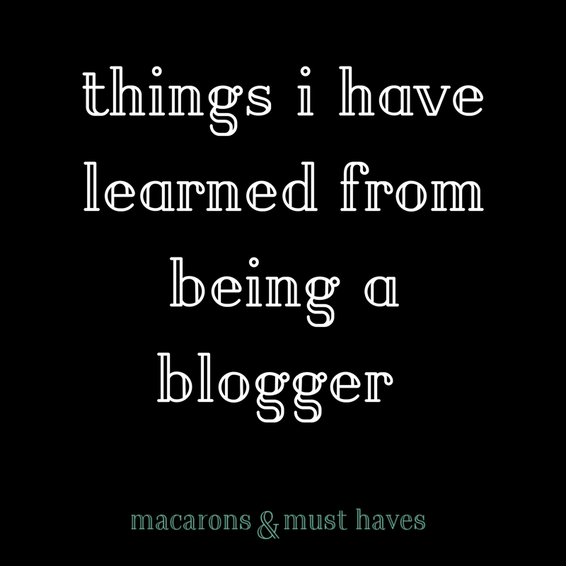 things-i-have-learned-from-being-a-blogger