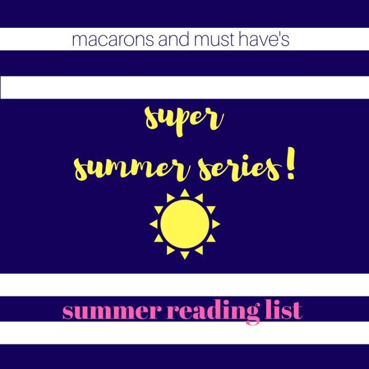 Super Summer Series: ReadingList