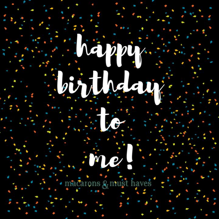 Happy Birthday – & Met BallFavorites!