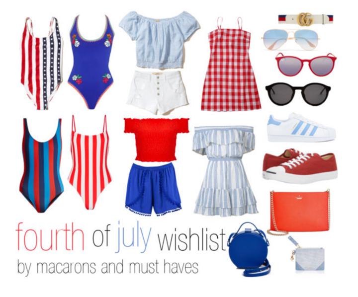 Fourth of JulyWishlist