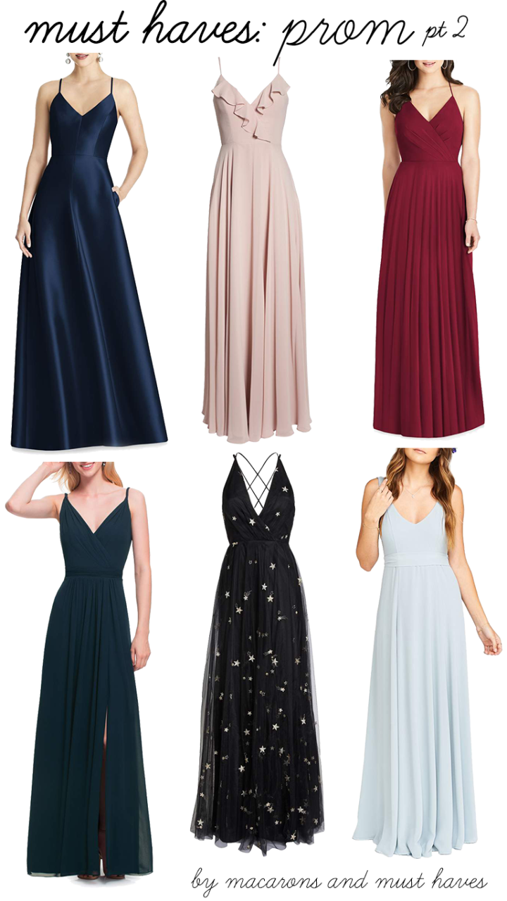 Must Haves: Prom Pt. 2
