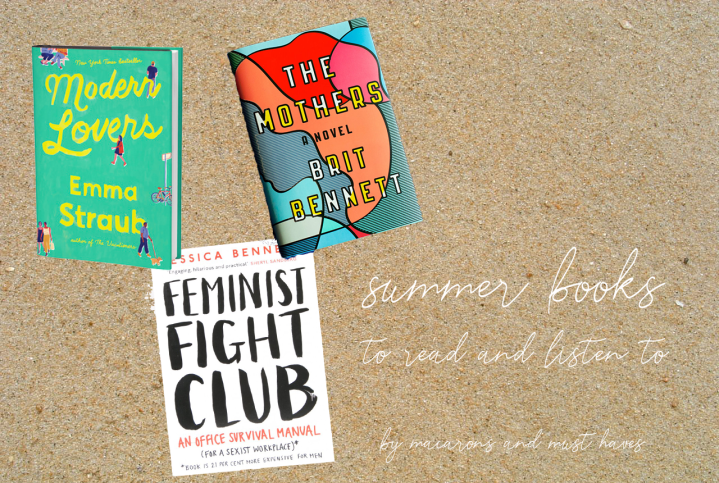 summer books to read & listento