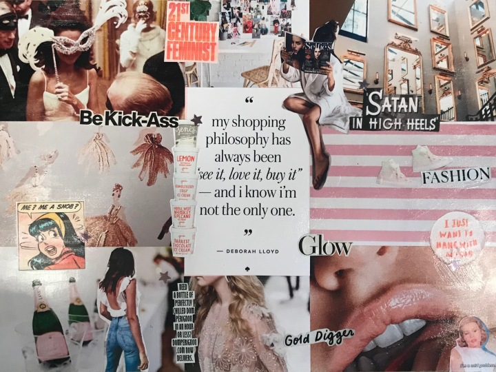 How to Make A Mood/VisionBoard